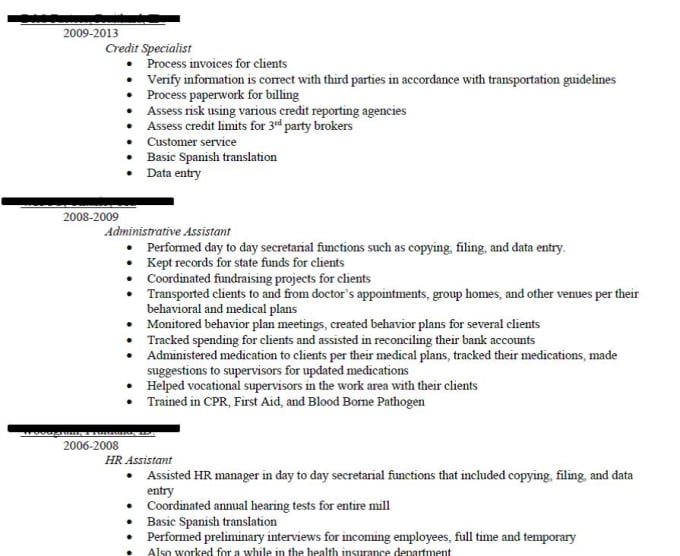 Compose A Resume And Cover Letter By Dragonflycolor