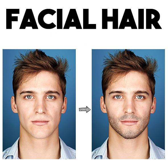 """facial hair or no I guess every non-bearder or patchy bearded man has wondered about this question at least once in his lifetime: """"how to stimulate facial hair growth."""