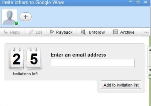 I will send you a google wave invite