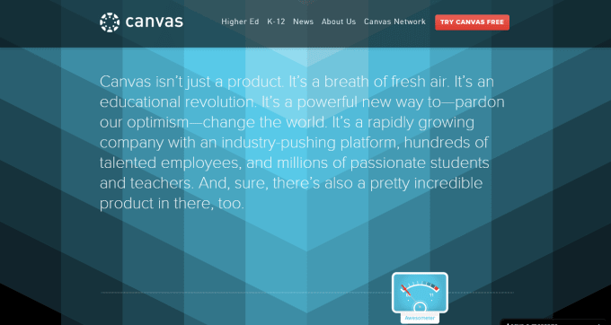 biofsoares : I will set up Canvas LMS for your course for $5 on  www fiverr com