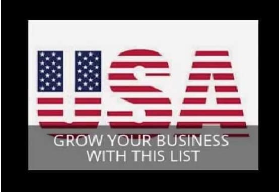 provide high responsive usa state wise email list