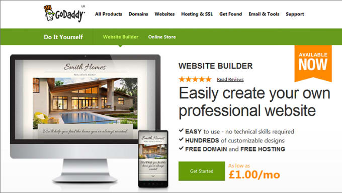 Do any work in godaddy website builder by datamatrix4u do any work in godaddy website builder solutioingenieria Gallery