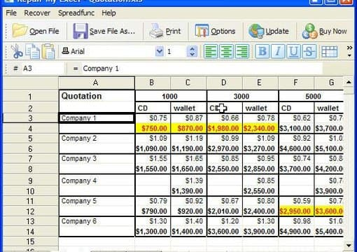 fix your microsoft excel problems