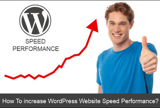 Increase web site speed and performance wordpress by Webdesi