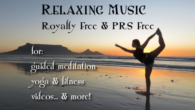 provide relaxing background music royalty free business use