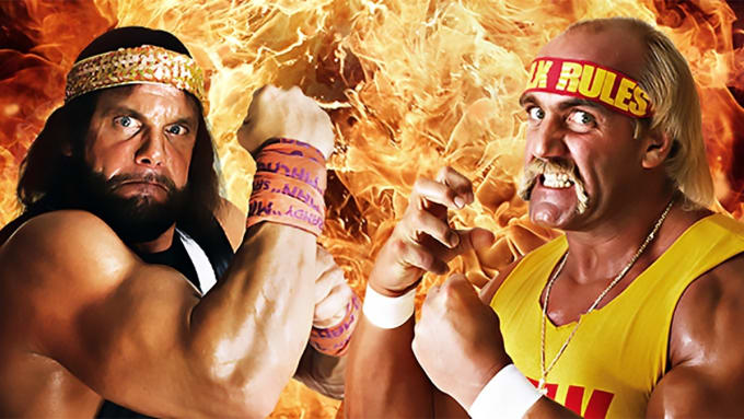 have fun reading your script as macho man or hulk hogan wwe wrestling
