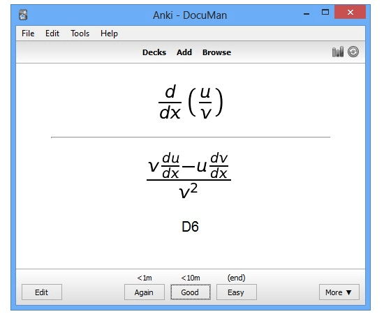 documan : I will create an ANKI deck for 100 Q and A flashcards for $5 on  www fiverr com