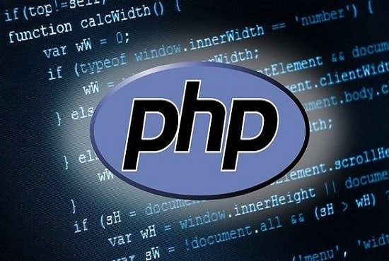 create, fix php website and applicationjavascript, jquery, PHP etc