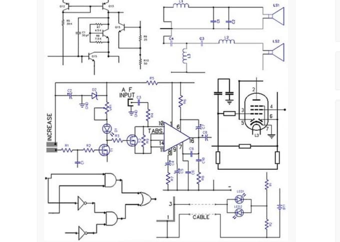 do your electronic electrical circuit designing by