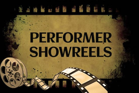 I Will Create A Showreel For Your Act Or Business Event