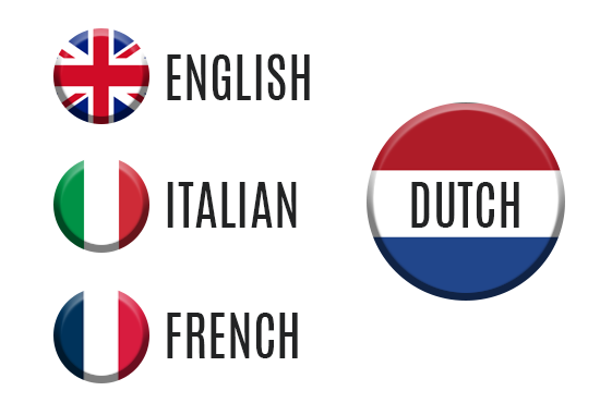Translate From Italian To English: Translate From English, Italian Or French To Dutch By Ferrike