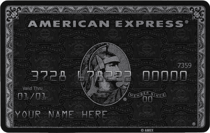 American Express Black Card Requirements Images Diagram