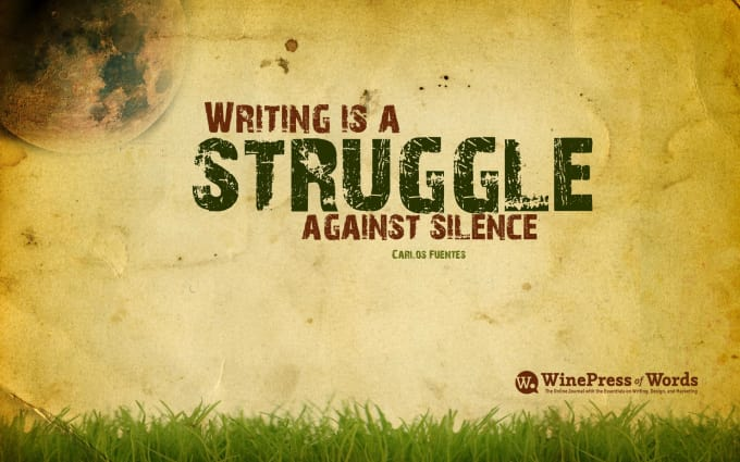 write a one page short story or monologue