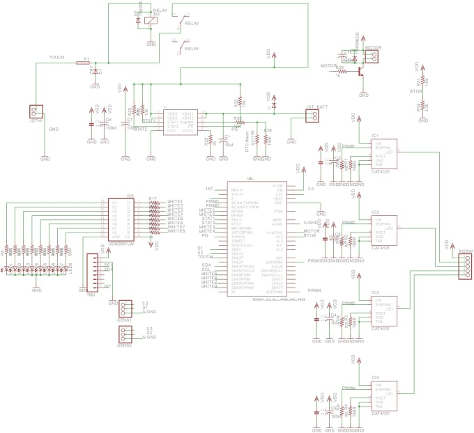 pcb layout and schematic using eagle by sudu malli