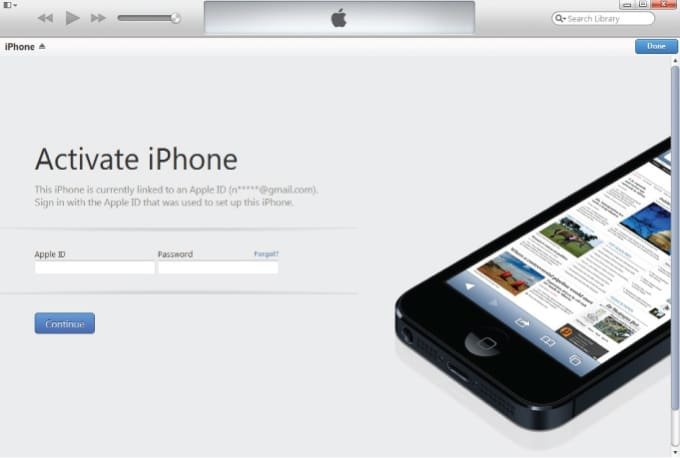 balaydos : I will apple ID Activation Lock iCloud iPhone 4 for $5 on  www fiverr com