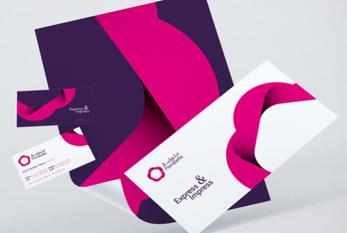 Design awesome letterhead with free business card by londondesigner design awesome letterhead with free business card reheart Images