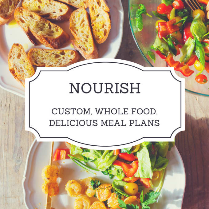 create a custom meal plan with grocery list and recipes by samy2576