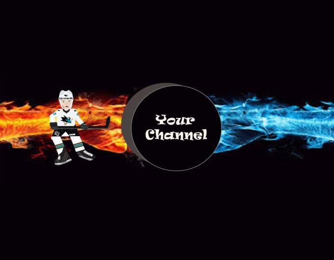 custom channel art