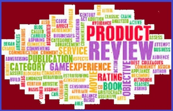 create a Realistic Product Review