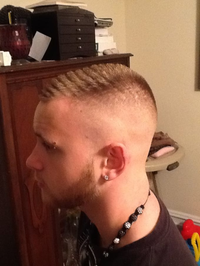 Show How2Cut, Create Waves In A White Boys Hair,Unreal By -6952