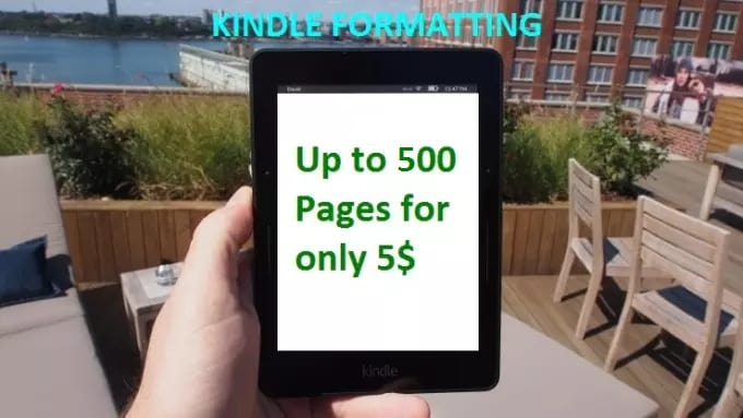 convert pdf to kindle format