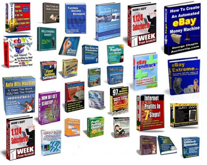 Plr ebooks for resale