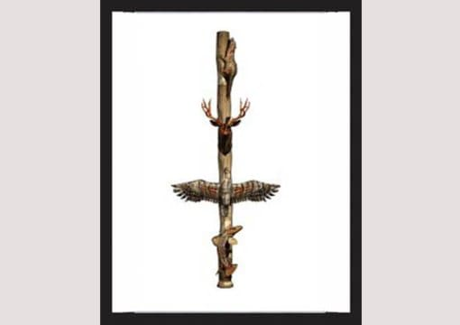 send you a picture of your family totem pole by ylayali