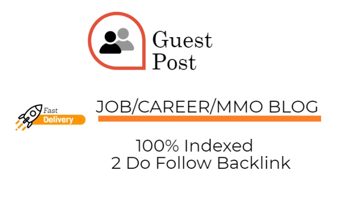 publish dofollow guest post on my job and career blog