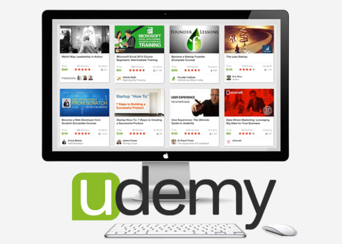 give you udemy courses
