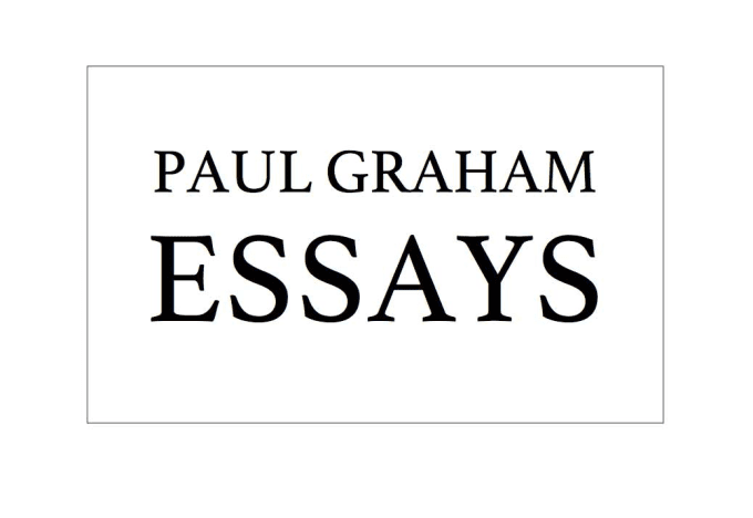 Send you a pdf collection of essays by paul graham by Brandonlipman