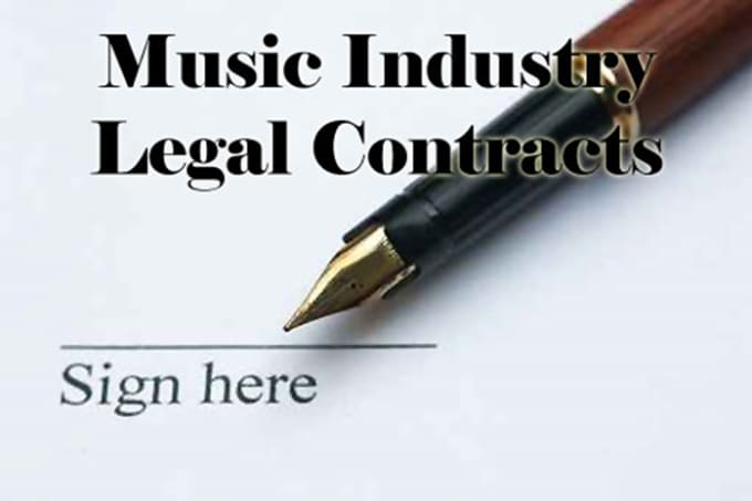 give you a package of music business contracts