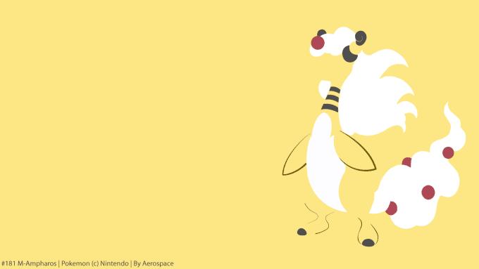 Create A Minimalist Pokemon Portrait Or Wallpaper