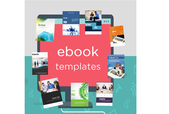 Nine Customizable Powerpoint Ebook Templates By Typingservice