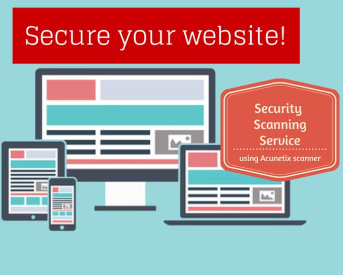 selemann : I will scan your website security using Acunetix for $5 on  www fiverr com