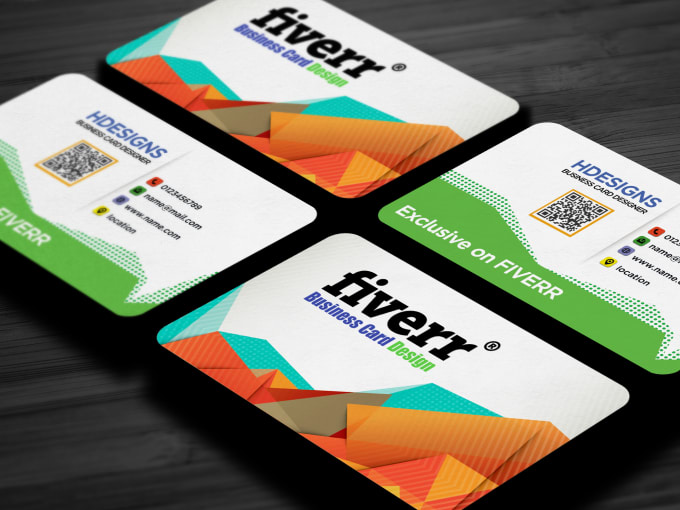 Be Your Business Card Designer