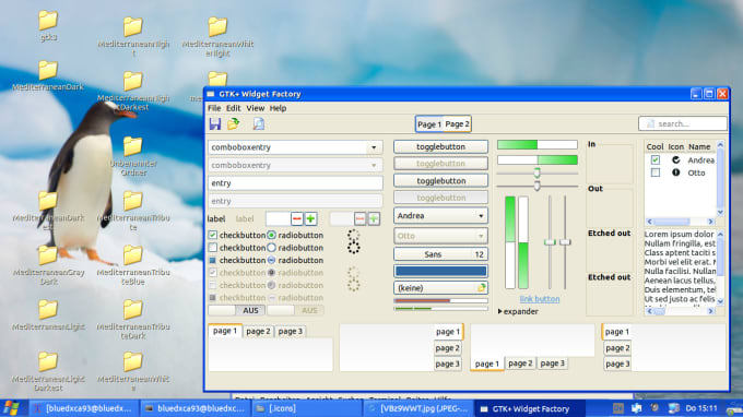 bluedxca93 : I will convert any Os Skins theme to gtk for $5 on  www fiverr com
