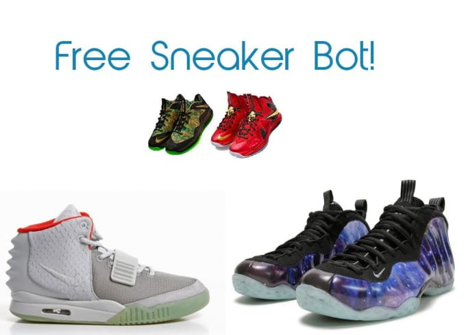 josemercado : I will give you a shoe bot and how to install it for $5 on  www fiverr com