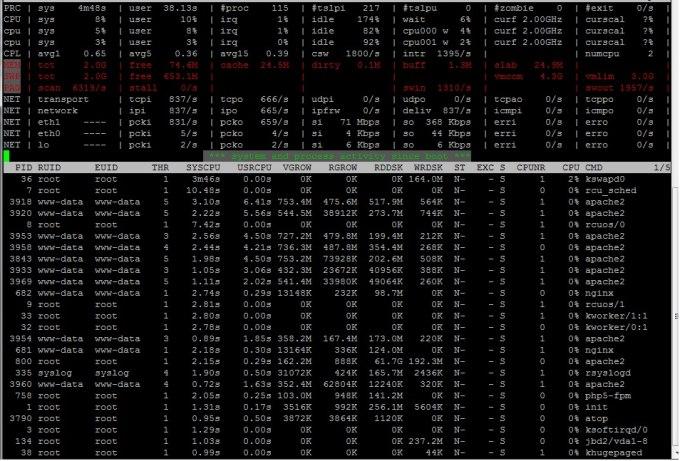setup, manage, maintain php, nodejs, db, hosting,vps,server