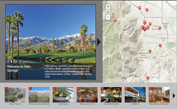 create google story maps