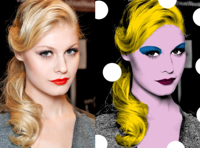 marveling : I will edit your photo or face into POP art for $5 on  www fiverr com