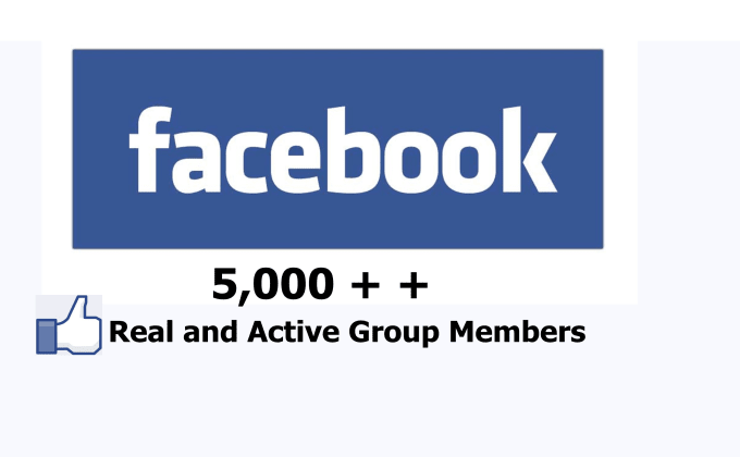 mohammadjawad : I will give you 5000 facebook group members for $5 on  www fiverr com