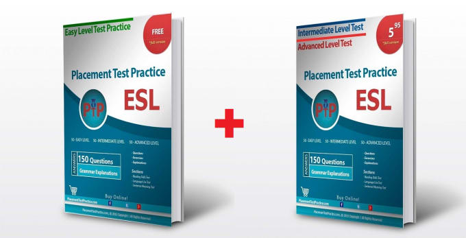 send you English Placement Test Sample
