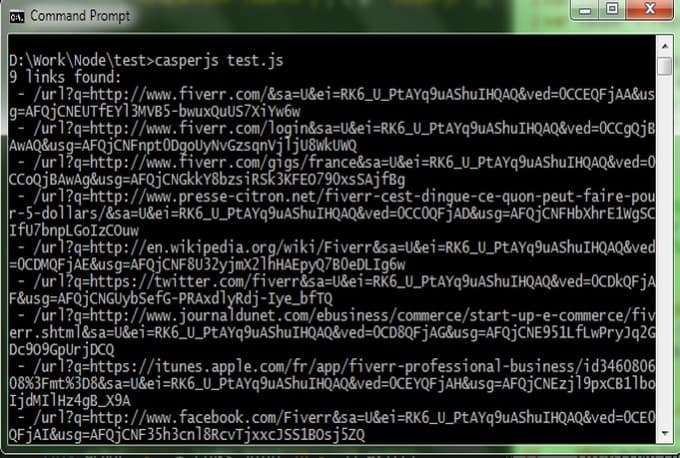 create a custom headless browser script