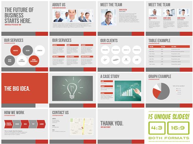 create a professional powerpoint presentation by footballteam