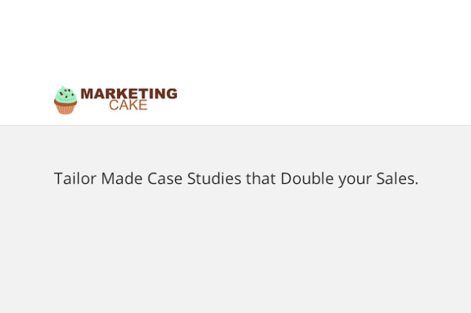 Give you the best case study template by namtrok give you the best case study template maxwellsz