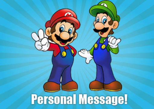 Have Mario And Luigi Say Whatever You Want