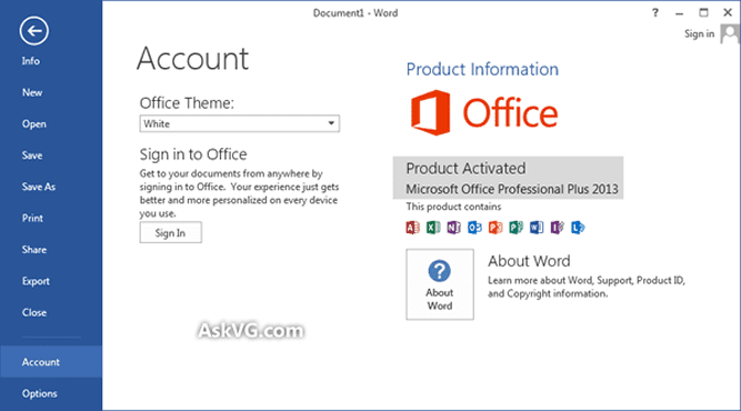 ms office 2007 activator