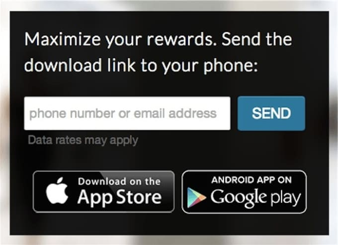 steve8989 : I will add SMS app download form to your website for $5 on  www fiverr com