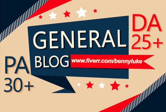 submit guest post on quality general blog