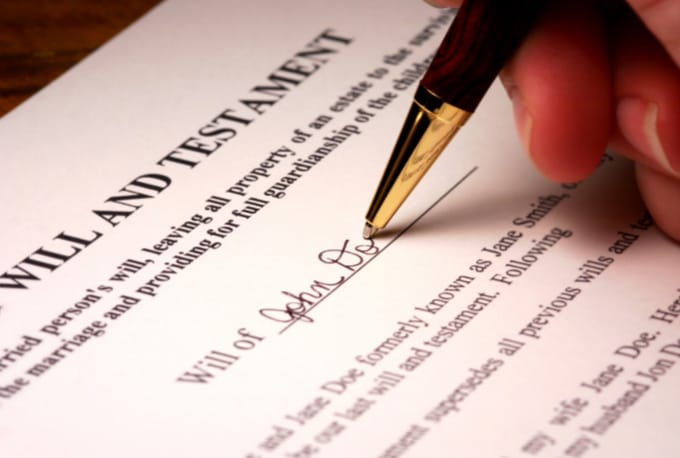 Type Up Any Legal Documents By Wahabbe - Legal type documents